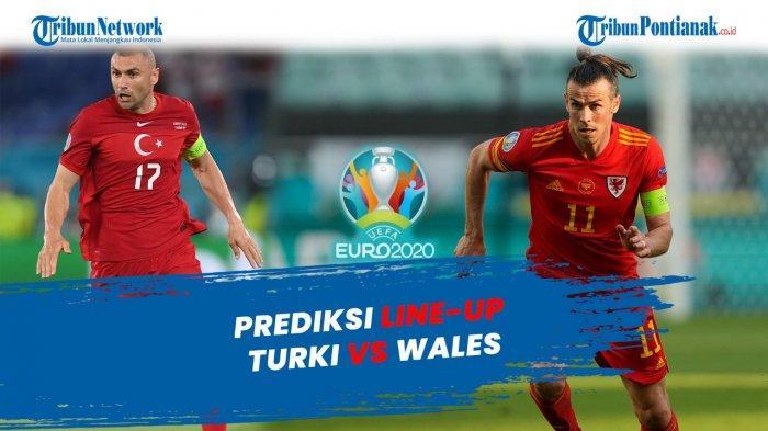 Susunan Pemain Turki Kontra Wales Euro 2021 Malam Ini, Pembuktian Gareth Bale dan Calhanoglu