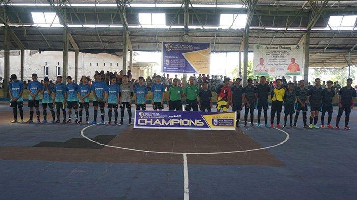 Bina Bibit Muda, FC Pegasus Sukses Gelar Weekend Futsal Battle 2019