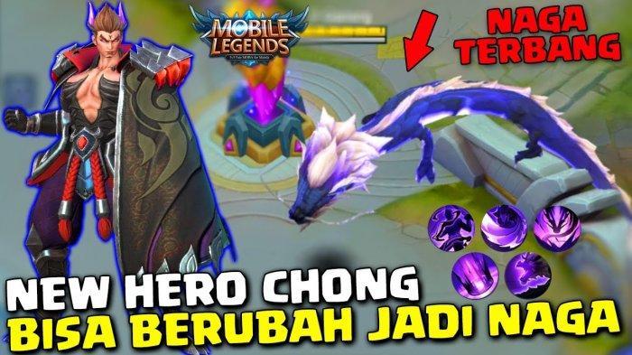 TUTORIAL CHONG Black Dragon, Hero Fighter Baru Mobile Legends Cocok Team Fight, Counter Assassin?