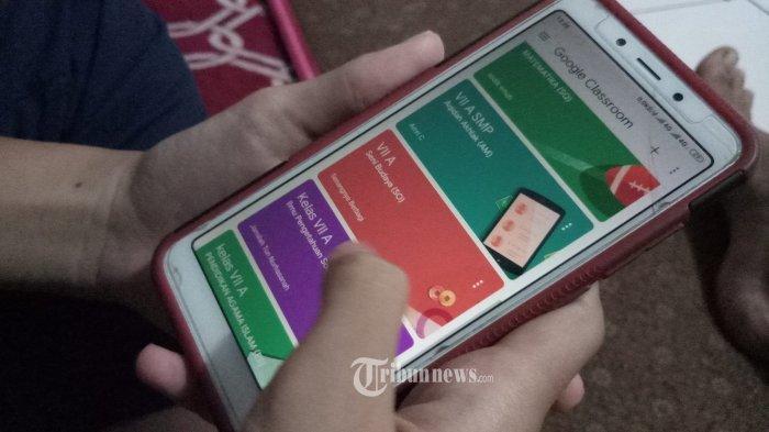 Tag Cara Dapat Handphone Gratis Dari Pemerintah Syarat Dapat Handphone Dan Pulsa Gratis Bantuan Dari Pemerintah Untuk Murid Sekolah Di Indonesia Tribun Pontianak