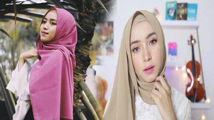 Tutorial Tips Pakai Hijab Sesuai Bentuk Wajah Ala Youtuber Niasisca Wrd Halaman All Tribun Pontianak