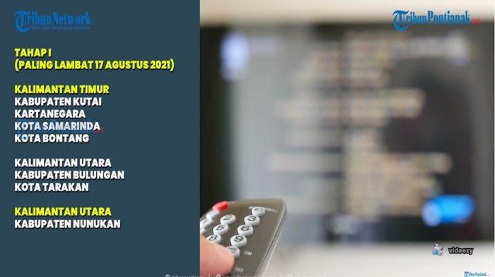 Cara Beralih ke TV Digital Lengkap Cara Merubah TV Analog ke Siaran TV Digital