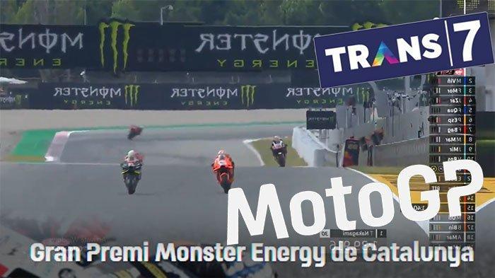 TV Online Trans7 Live MotoGp Hari Ini Sedang Berlangsung ! Siapa Pemenang MotoGp Hari Ini ?