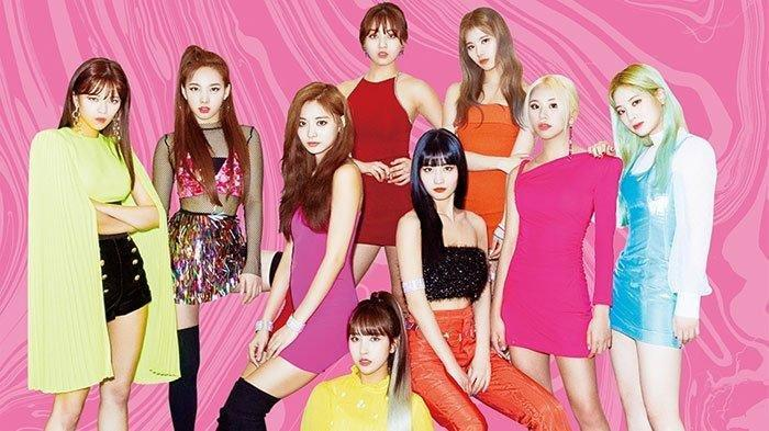 TWICE Ungguli BLACKPINK dan Oh My Girl Posisi Puncak Girl Grup K-Pop Terpopuler Juni 2020