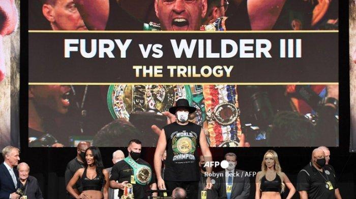 Siaran Langsung Wilder vs Fury Pertarungan Tinju Dunia Kelas Berat di Indosiar Mulai Jam Berapa?