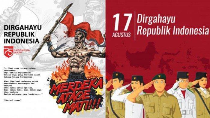Kata Kata Bijak Selamat Hari Kemerdekaan Ri 17 Agustus 2020 Update Status Media Sosial Tribun Pontianak