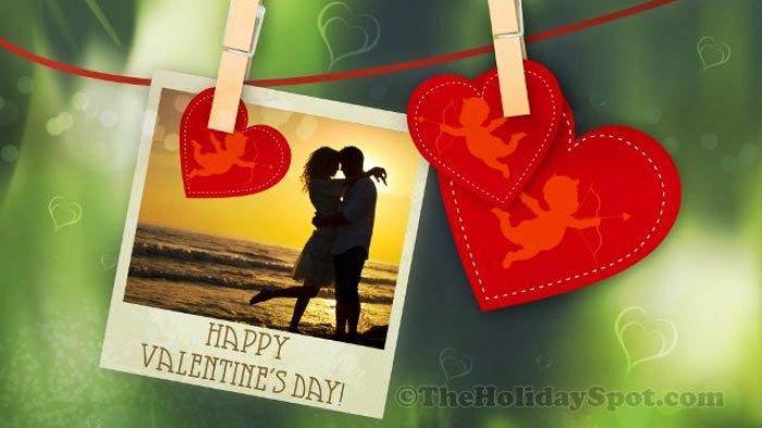 Daftar Ucapan Valentine Day untuk Orang Terkasih & Tersayang, Cocok untuk Status WA, FB & Instagram