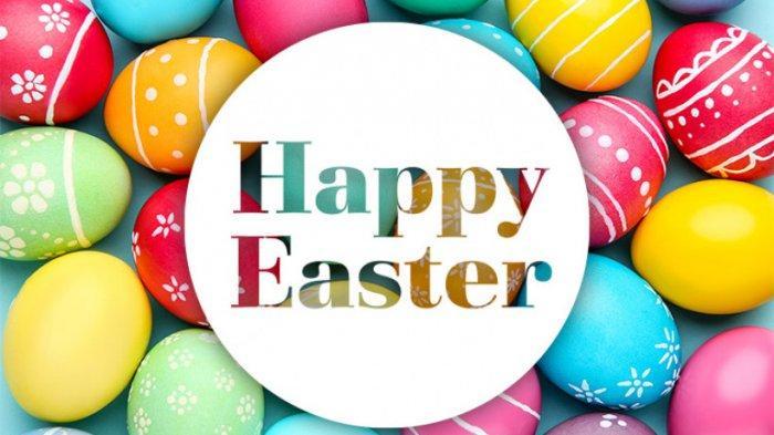 Selamat Paskah 2020 Ya Ini Deretan Ucapan Happy Easter 2020 Yang Bisa Kamu Bagi Ke Orang Terdekat Tribun Pontianak
