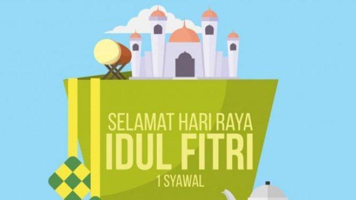 DOWNLOAD GAMBAR Bergerak Gif Ucapan Selamat Hari Raya Idul Fitri 1442 H & Kartu Ucapan Lebaran 2021