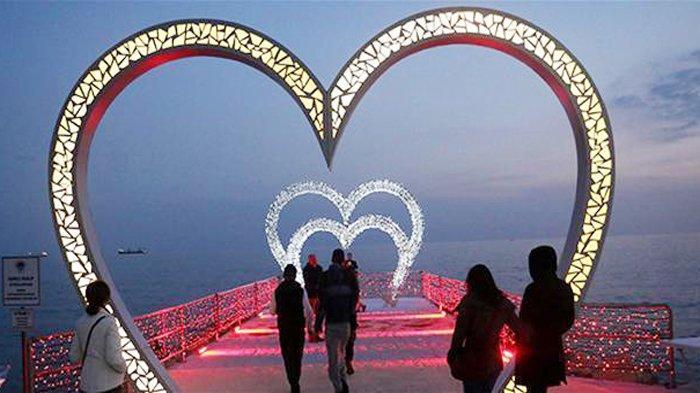 UCAPAN Valentin Day - Kumpulan Kata-kata Romantis Nan Menyentuh Hati untuk Menyambut Hari Valentine
