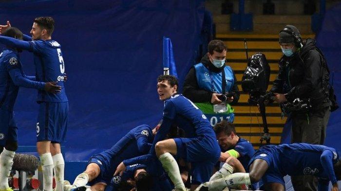 Prediksi Manchester City vs Chelsea Final Liga Champion 2021, Chelsea 2 Kali Kalahkan Man City