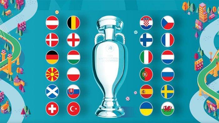 JAM TAYANG Pembukaan EURO 2021 Siaran Langsung RCTI Malam Ini Partai Pembuka Italia Vs Turki