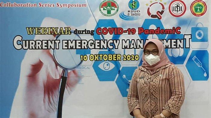 Arsada Wilayah Kalbar dan RSUD Dokter Soedarso Gelar Webinar Simposium Current Emergency Management