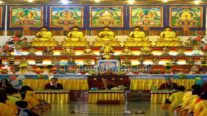 KUMPULAN Link Gratis Twibbon Hari Raya Waisak 2565 Tahun Buddha & Frame Ucapan Selamat Hari Waisak