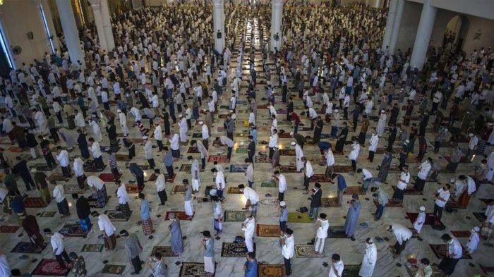HUKUM Fardu Ain dan Artinya, Apa Perbedaan Fardu Ain dan Fardu Kifaya dan Contoh Ibadahnya