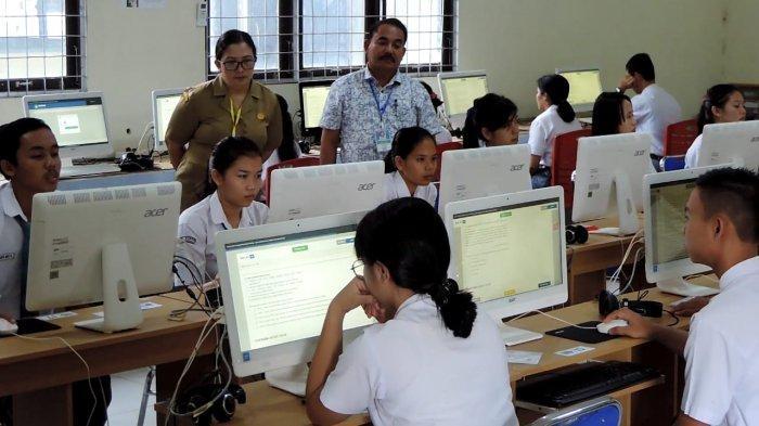 Suara Kepala Daerah danKasek di Kalbar Terkait Penghapusan Ujian Nasional, Karolin Beri Masukan