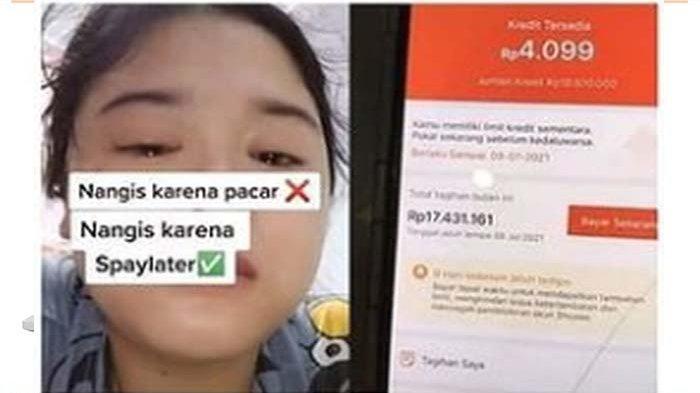 Unggahan Perempuan Viral Tagihan Shopee Pay Later Melonjak hingga 17 Juta, Shopee Beri Penjelasan