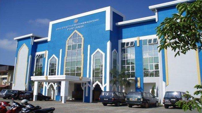 Universitas Muhammadiyah Pontianak, Memiliki 7 Fakultas dengan Program Studi Berikut