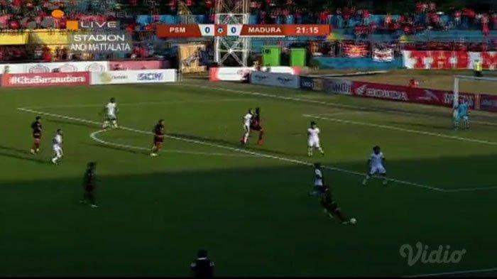UnoGoal Liga 1 PSM Vs Madura United | PSS Vs Persija, Semen Padang Vs Persipura | TIRA-Kabo Vs Arema