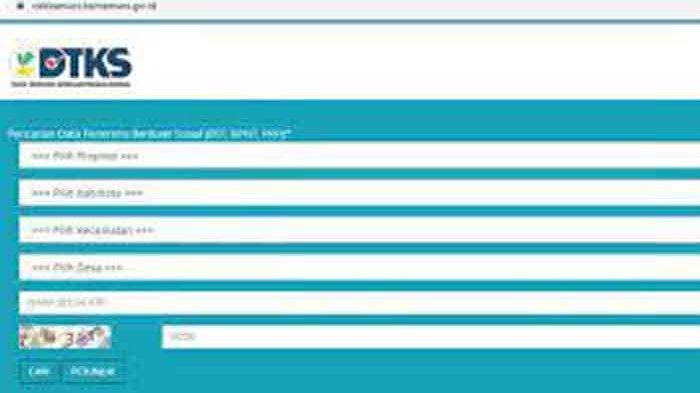 Update Data Penerima Bansos PKH dan BPNT Terbaru 2021 Login cekbansos.kemensos.go.id New DTKS