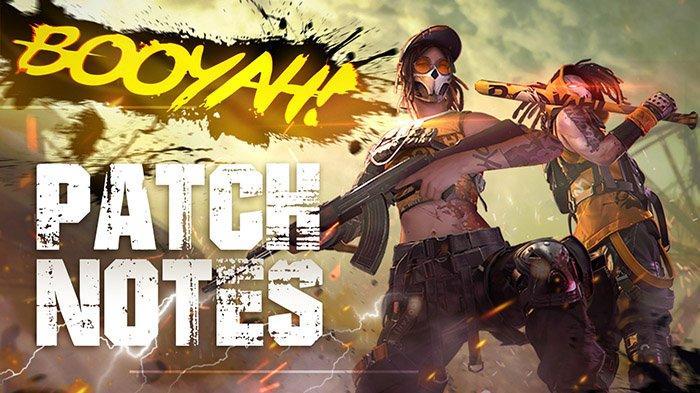 UPDATE Free Fire Patch Notes Rank Season 3 - Gameplay Baru, Fitur Menarik, Bug Fix hingga Optimasi