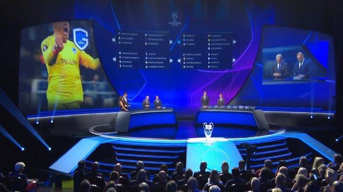 Cek Hasil Undian Liga Champions Hari Ini Link Youtube Drawing Ucl Dan Jadwal Babak 16 Besar Ucl Tribun Pontianak