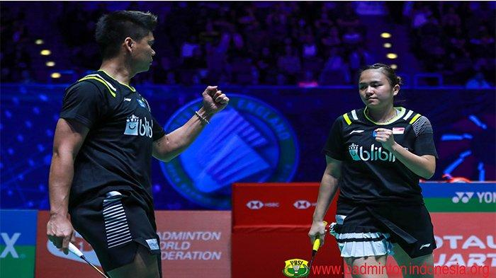 Update Hasil Final All England Open 2020 - Praveen/Melati Juara, Next Marcus/Kevin