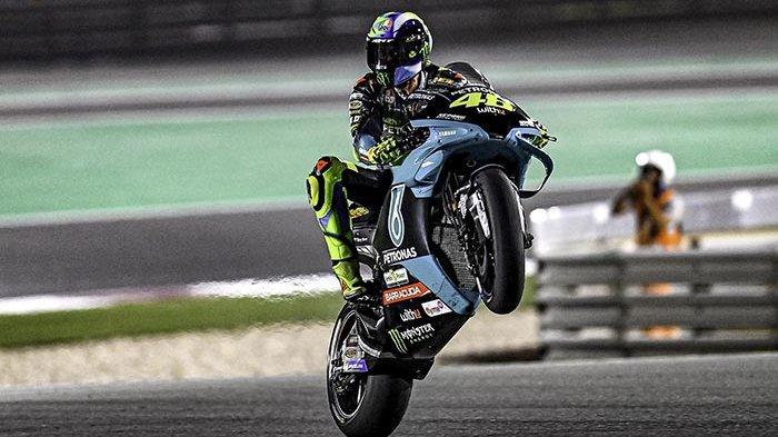 Ilustrasi Moto GP 2021.