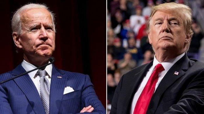 PEROLEHAN Sementara Pilpres Amerika 2020, US Voting Result Terkini Trump Berbalik Dijagokan Menang