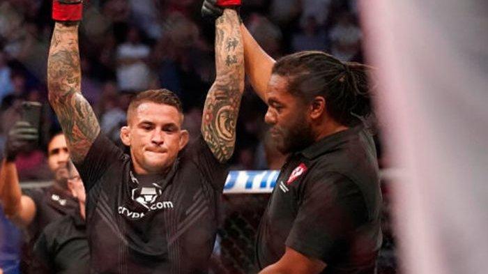 UPDATE Hasil UFC 264 Lengkap Hari Ini - Dustin Poirier Menang, Conor McGregor Ditandu Keluar Oktagon