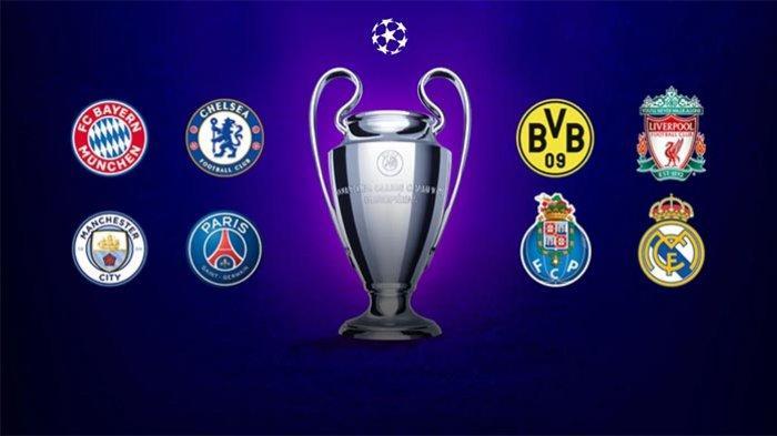 UPDATE Jadwal UEFA Champions League Minggu Ini Babak 8 Besar Madrid Vs Liverpool & Jadwal MC Chelsea