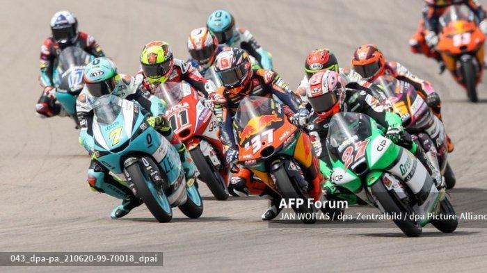 Hasil Moto3 2021 Lengkap Klasemen dan Jadwal MotoGP Styria 2021