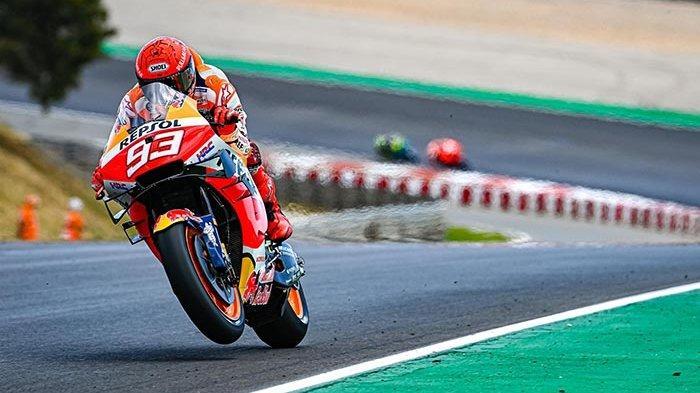UPDATE Jadwal MotoGP Spanyol 2021 Akhir Pekan Ini Live Trans7, Jadwal Jam Tayang Moto2 dan Moto3