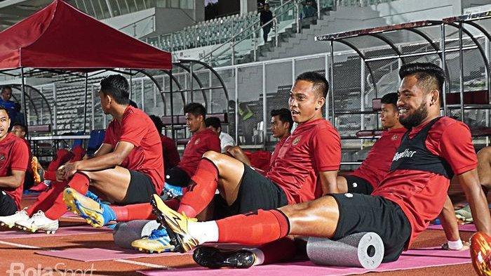 UPDATE Jadwal Timnas Indonesia Kualifikasi Piala Dunia 2020 Grup G Usai Ditunda Karena Virus Corona