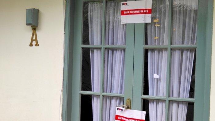 UPDATE Kasus OTT KPK, Ruang Komisioner KPU RI Wahyu Setiawan Disegel KPK, Sempat Ditolak KPU