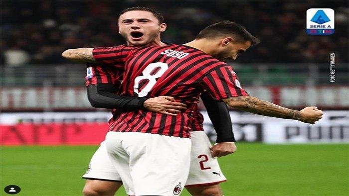 UPDATE Klasemen Liga Italia Terbaru Hari Ini : AC Milan Bangkit, Juve dan Inter Beda 1 Poin, Roma ?