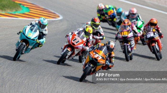 Update Klasemen Moto3 2021 Terbaru Lengkap Jadwal MotoGP Styria 2021 di Jam Tayang Trans7 Live