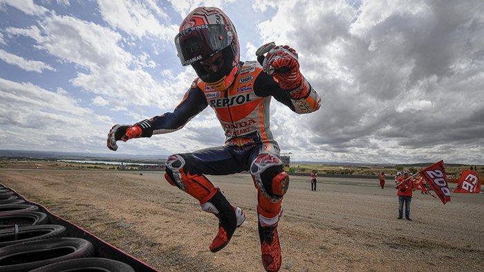 JADWAL MotoGP 2021 Terbaru - Rider Australia Ini Disebut Tak Kalah Hebat dari Marc Marquez