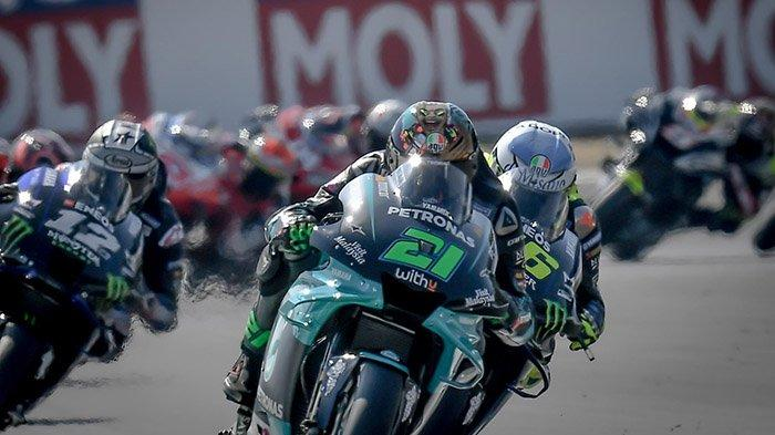 MUNDUR JAM TAYANG MotoGP 2020 Hari Minggu 18 Oktober 2020, Cek Hasil Kualifikasi Moto GP Aragon 2020