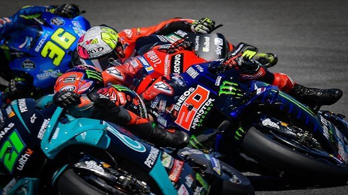 UPDATE Klasemen MotoGP 2021 Terbaru Hari Ini Minggu 9 Mei dan Jadwal MotoGP Prancis 2021 Live Trans7