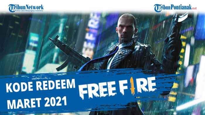 Dapatkan Kode Redeem 19 Mei 2021 Klaim Kode Redeem FF Hari Ini Update Skin Senjata dan Karakter Baru