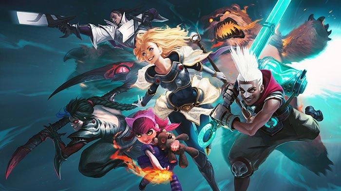Update League of Legends: Wild Rift Patch Terbaru - Daftar Buff-Nerf Champion dan Perubahan Gameplay