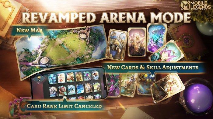 Update Mobile Legends Patch 1.6.10 Terbaru - Cek Daftar Hero Buff dan Nerf serta Hero Revamp