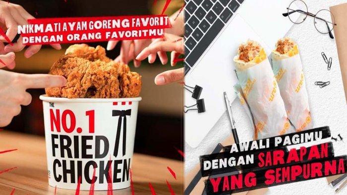 UPDATE PROMO KFC Hari Ini 28 Juni 2021, Awali Pagimu dengan Sarapan Riser & KFC Original Movie Combo