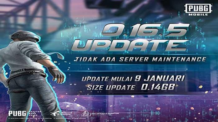 UPDATE PUBG Mobile 0.16.5 Hari Ini dan Bocoran Royale Pass Season 11 Tema Robot Operation Tomorrow