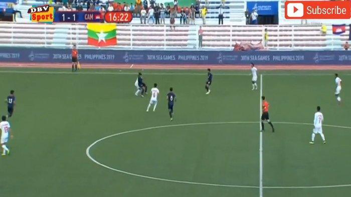UPDATE Skor Kamboja Vs Myanmar Bola SEA Games 2019, Jelang Live Final Timnas Indonesia Vs Vietnam