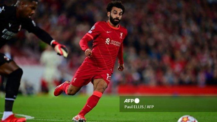 UPDATE Skor Liga Champion Live Score Liverpool Vs AC Milan, Mohamed Salah Dkk Lepaskan 23 Tembakan !