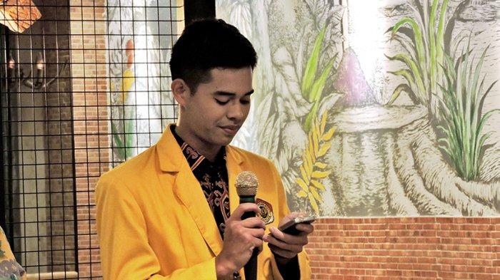 Mahasiswa UPB Pontianak Berprestasi hingga Terpilih ke Tingkat Internasional, Ini Profil Uray Putra