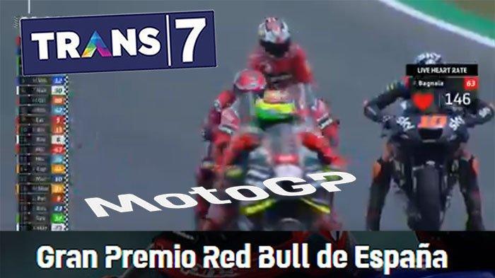 URUTAN Start MotoGp Besok dari Hasil Kualifikasi MotoGp Jerez 2021 Lengkap, Marc Marquez Melempem !