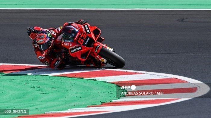 URUTAN Start MotoGP Hari Ini GP Misano 2021 Lengkap, Perang Sesama Ducati ! Cek Grid Marc Marquez